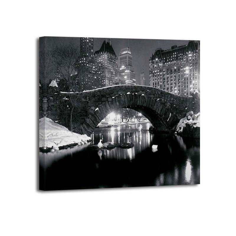 Anónimo - Bridge in CP NYC 1957