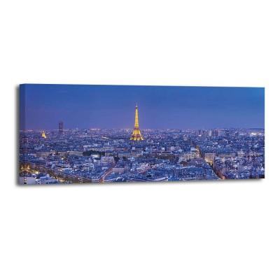 Jon Arnold - Eiffel Tower and skyline of Paris