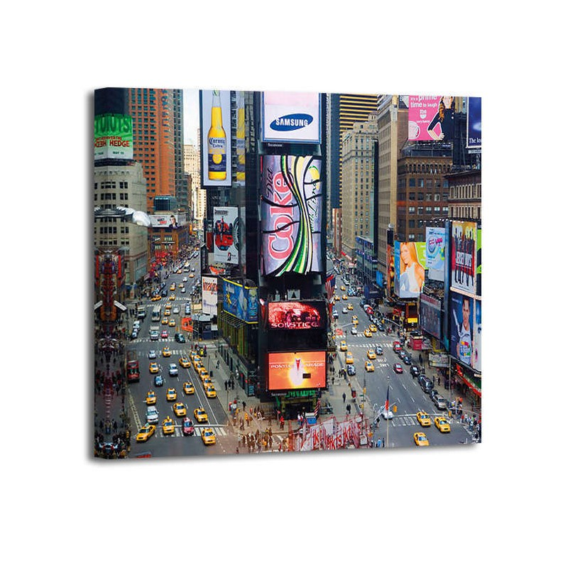Jose Fuste Raga - Times Square and Advertising Signs