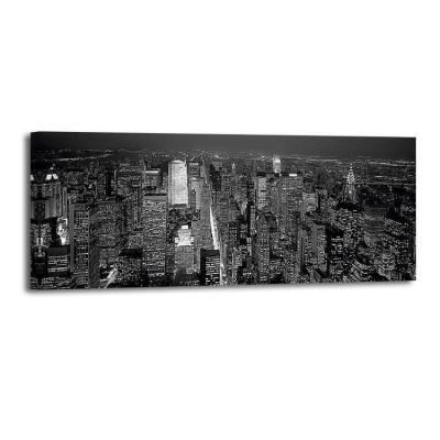 Richard Berenholtz - Midtown Manhattan at Night