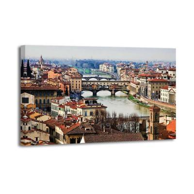 Vadim Ratsenskiy - Ponte Vecchio Florence