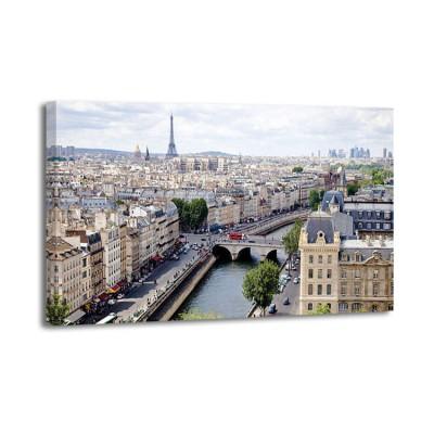 Vadim Ratsenskiy - View of Paris