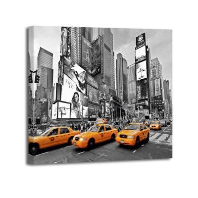 Vadim Ratsenskiy - Taxis in Times Square NYC