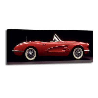 Dick Reed - Vintage Corvette