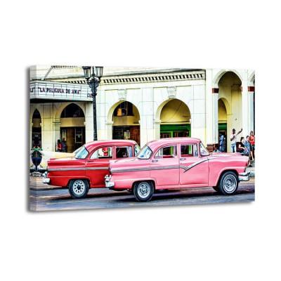John Lynn - Vintage American Cars in Cuba