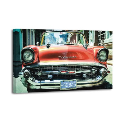 Michael Barbour - Vintage Car 1 Havana
