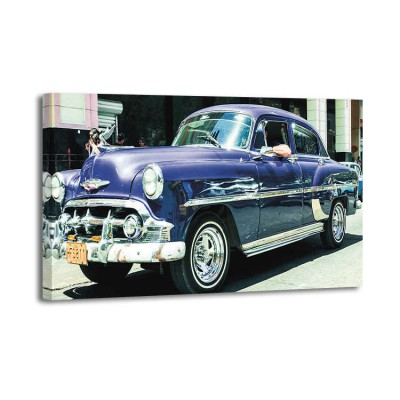 Michael Barbour - Vintage Car 2 Havana