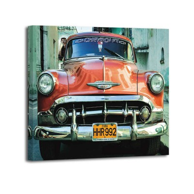 Michael Barbour - Vintage Car 3 Havana