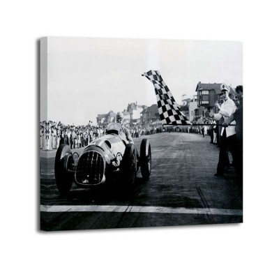 Anónimo - Checkered Flag 1950