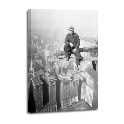 Anónimo - Worker on Skyscraper Beam 1929