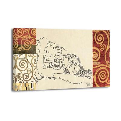 Gustav Klimt - Pattern Lovers
