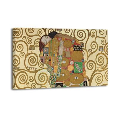 Gustav Klimt - The embrace (det)