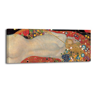 Gustav Klimt - Sea Serpents 1 (det)