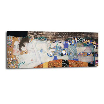 Gustav Klimt - The three ages of woman (det)