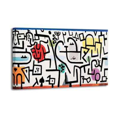 Paul Klee - Rich Harbour (det)