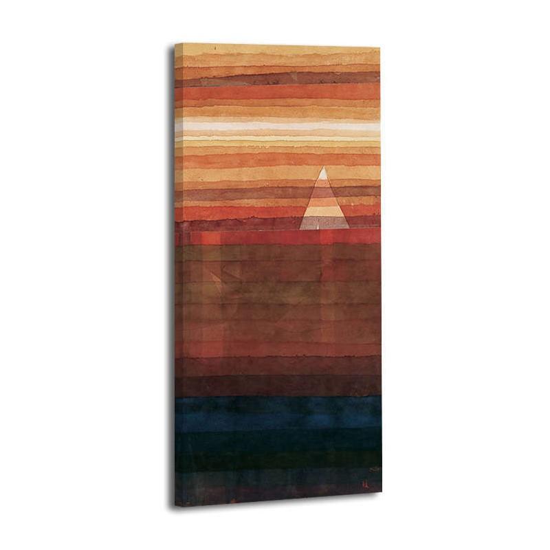 Paul Klee - The Intercessor