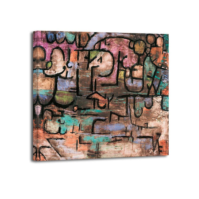 Paul Klee - After the flood