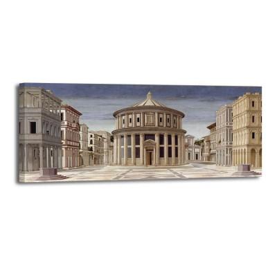 Piero della Francesca - La ciudad ideal