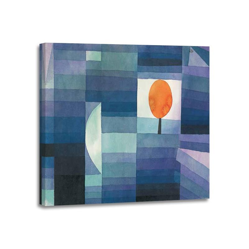 Paul Klee - The Harbinger of Autumn