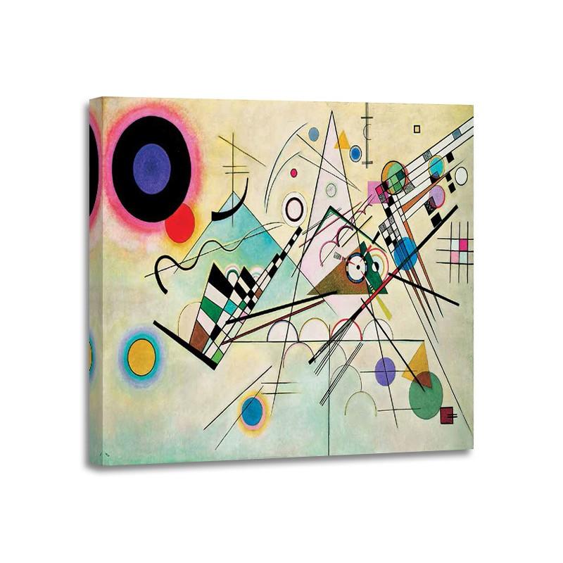 Wassily Kandinsky - Composition 7