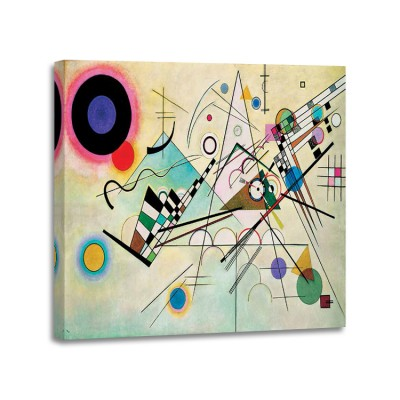 Wassily Kandinsky - Composition 7