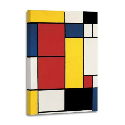 Pien Mondrian - Composition 2