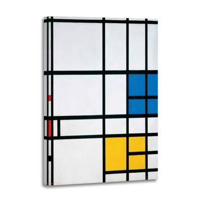 Pien Mondrian - Composition London