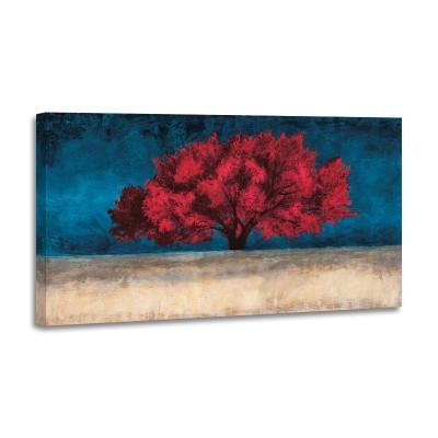 Jan Elder - Red Tree