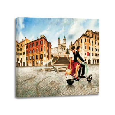 Pierre Benson - Lovers in Rome