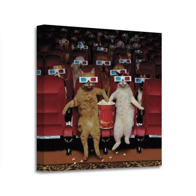 John Lund - 3D Movie