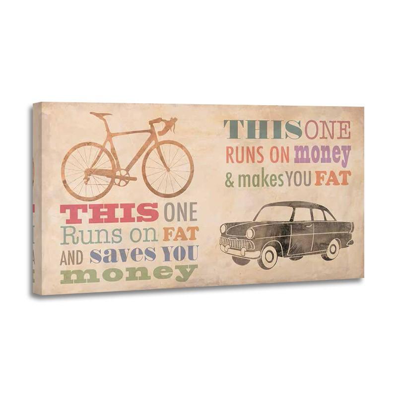 Skip Teller - Bike vs Car