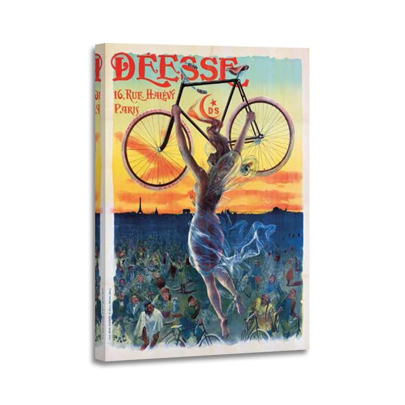 Anonimous - Bicycle Déesse, 1898