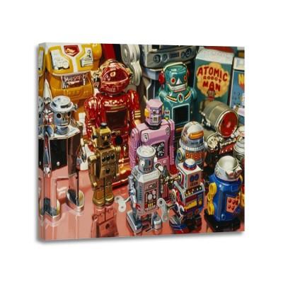 Don Jacot - Atomic Robot Men