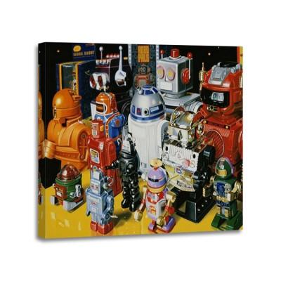 Don Jacot - Robot Pals