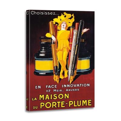 Jean D´Ylen - La Maison du Porte Plume 1924