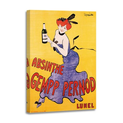 Leonetto Cappiello - Absinthe Gemmp Pernod 1903