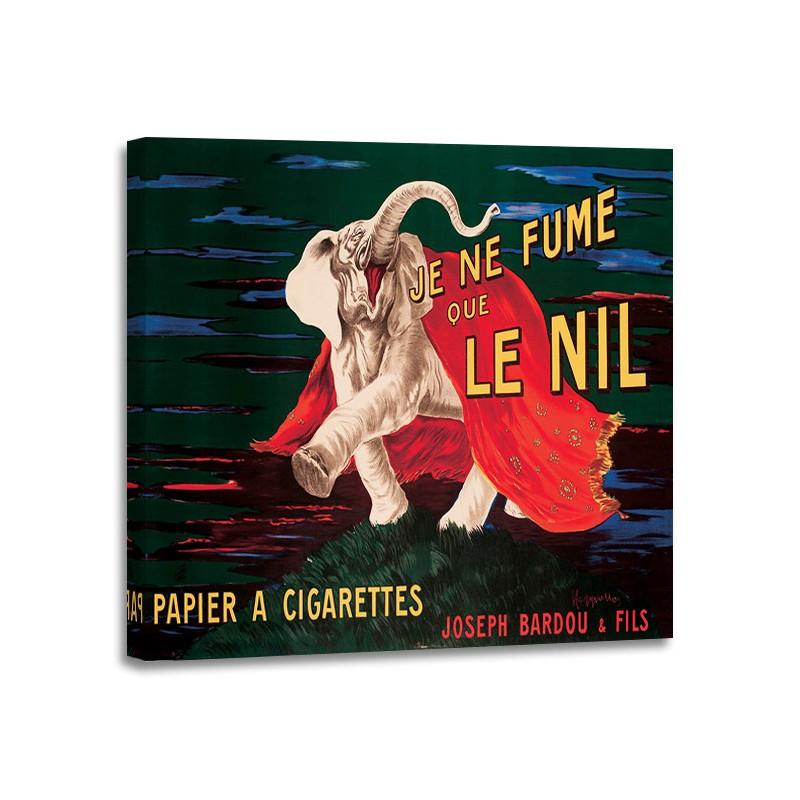 Leonetto Cappiello - Je ne fume que Le Nil 1912