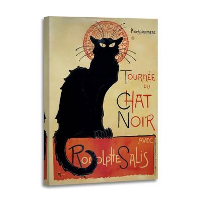 Steinlen - Tourneée du Chat Noir