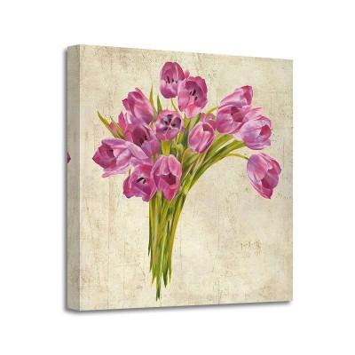 Leonardo Sanna - Bouquet of Tulipes
