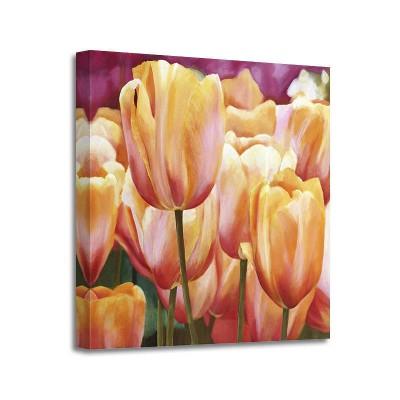 Luca Villa - Spring tulips I