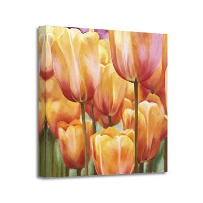 Luca Villa - Spring tulips II